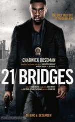 21 Bridges 2019 Filmi Full HD Seyret